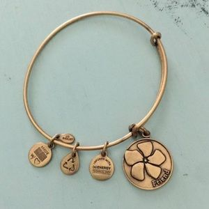 ALEX & ANI GOLD FRIEND BRACELET